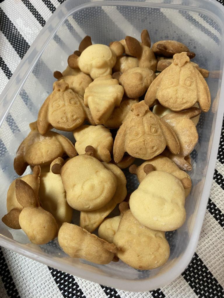 ちぃの手作りクッキー