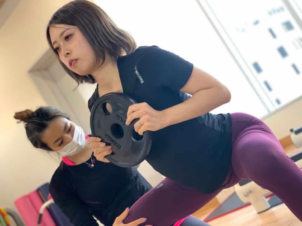 妊婦の運動方法とトレーニング